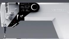 VETRON 5020-10-02 X 8,0 / YSC-8340 Elektronik Çift İğne Kilit Dikiş Deri Makinası