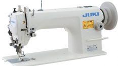 JUKI DU-1181N Tek İğne Çift Pabuç Büyük Çağanozlu Düz Dikiş Makinası