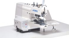 JUKI MB-1800B Direct Drive Elektronik Yüksek Devirli Çift Düğüm Sistemli Zincir Dikiş Düğme Dikme Makinası