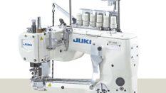 JUKI MF3620-L500-B60A/WEDA Direct Drive Elektronik iplik Kesmeli, Karyokalı 4 iğneli Yağsız Kafa Lok Makinası