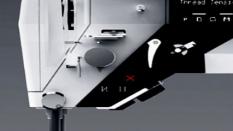 VETRON 5030-10-02 / YSC 8340 Elektronik Çift İğne Kilit Dikiş Deri Makinası
